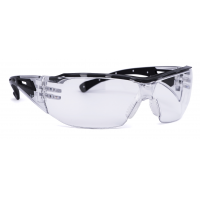 Schutzbrille Victor small weiß-lila PC AS AF UV
