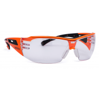 Schutzbrille Victor orange PC AF AS UV